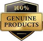 100% genuine products